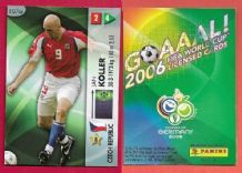 Czech Republic Jan Koller Borussia Dortmund 117 2006